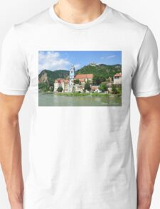 Along The Beautiful Danube River T-Shirt