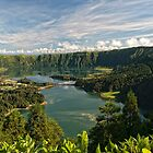 Azores - Seven Cities Lagoon by Filipe Goucha