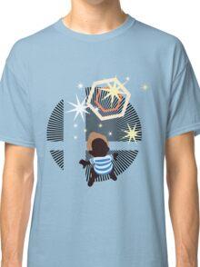 Lucas (Smash 4, Up Smash, Duster Outfit) - Sunset Shores Classic T-Shirt