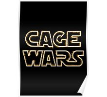 Cage Wars Poster