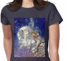 The Unicorn Groomers Womens Fitted T-Shirt