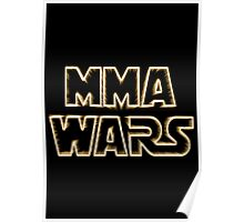 Mma Wars Poster