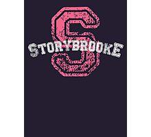 Storybrooke - Pink Photographic Print