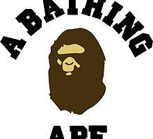 Bathing Ape by bradjordan412