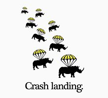 Crash Landing Unisex T-Shirt