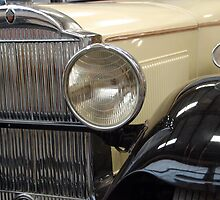 The art of the car: Lighting The Way 1931 Packard by John Schneider