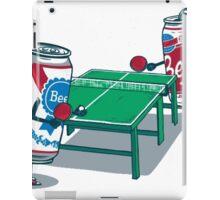 Beer Pong iPad Case/Skin