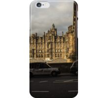 Waverley Station - Taxi iPhone Case/Skin