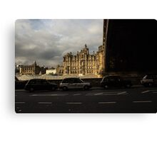 Waverley Station - Taxi Canvas Print