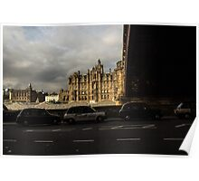 Waverley Station - Taxi Poster