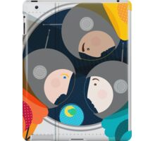 Astronauts in Space iPad Case/Skin