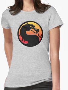 Mortal Kombat Womens Fitted T-Shirt