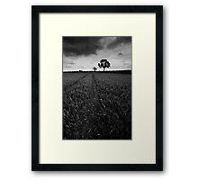 {untitled} Framed Print