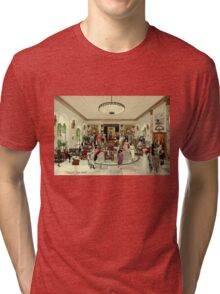 Black Crown Hotel Tri-blend T-Shirt