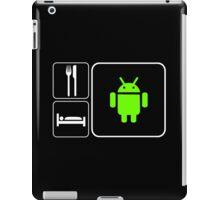 Food Sleep Android iPad Case/Skin