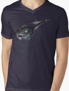 Final Fantasy Remake Mens V-Neck T-Shirt