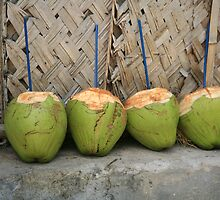 Coconut drinks by PaulineC