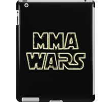 Mma Wars iPad Case/Skin