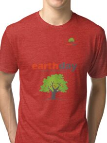 Join Our Earthday Community  Tri-blend T-Shirt