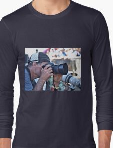 Paparazzi Long Sleeve T-Shirt