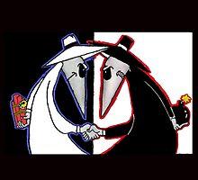 Spy vs. Spy by JRS95