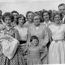 1960 Cousin's Christening by Woodie