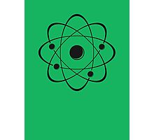 atoms Photographic Print