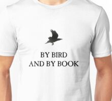By Bird and By Book- Jonathan Strange and Mr Norrell Unisex T-Shirt