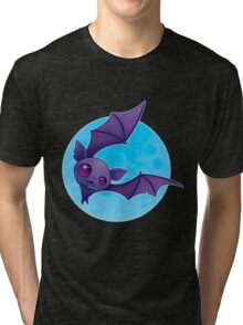 Vampire Bat Tri-blend T-Shirt