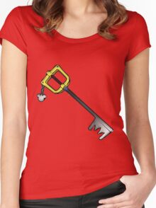Keyblade  Women's Fitted Scoop T-Shirt
