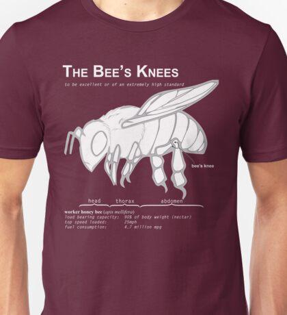 bee's knees Unisex T-Shirt