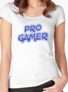 Pro Gamer Women's Fitted Scoop T-Shirt