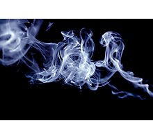 Smoke Trails I Photographic Print