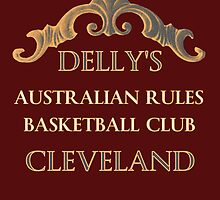 Delly's Australian Basketball by LWLex