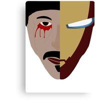 Tony Stark / Iron Man Canvas Print