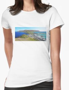 Macquarie Island Station Womens Fitted T-Shirt