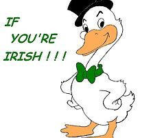Honk If You're Irish! by redqueenself