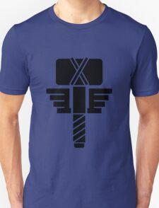 Thor hammer geek funny nerd T-Shirt