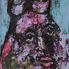 Nude/Face - Bernard Lacoque by ArtLacoque