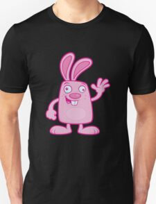 Pink Bunny T-Shirt T-Shirt
