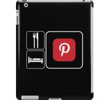 Food Sleep Pinterest iPad Case/Skin