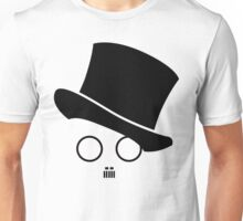 Fat cats and top hats Unisex T-Shirt