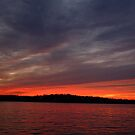 Bundeena Sunset by Graham Grocott