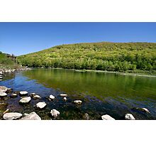 Allegheny national forest, Pennsylvania Photographic Print