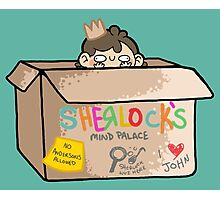 Sherlock's Mind Palace Photographic Print
