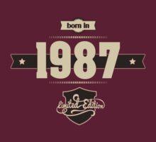 Born in 1987 (Cream&Choco) by ipiapacs