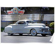 1947 Dodge 'Retro Custom' Coupe Poster
