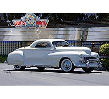 1947 Dodge 'Retro Custom' Coupe Photographic Print