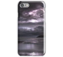 Storms approach iPhone Case/Skin
