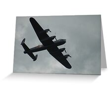 Military Aircraft Greeting Card